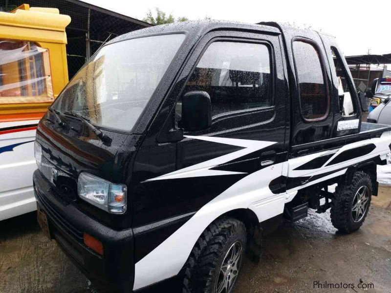 Used Suzuki Multicab Scrum Kargador Pickup With Canopy