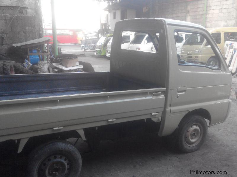 Used Suzuki Multicab Scrum Cateye Pick Up 5 Speed 1996 Multicab Scrum Cateye Pick Up 5 Speed