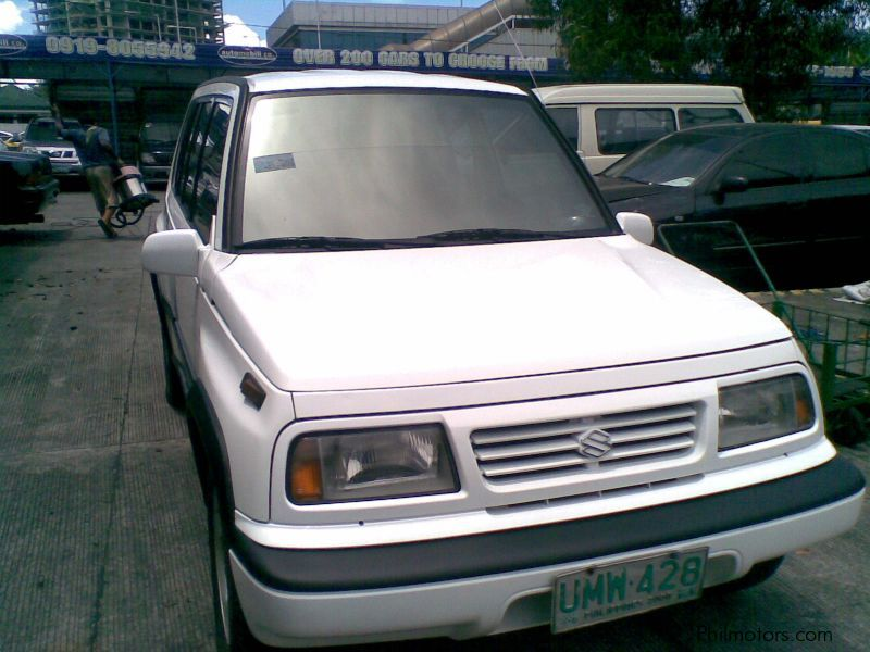 Used Suzuki Vitara 4x4 1996 Vitara 4x4 For Sale