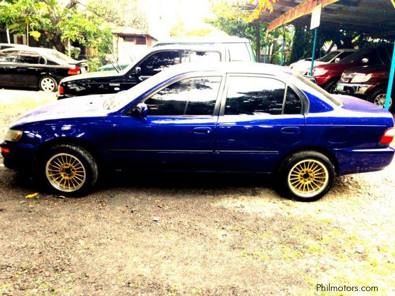 Used Toyota Corolla 1996 Corolla For Sale Cebu Toyota