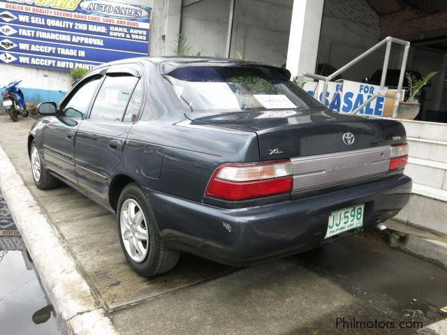 Used Toyota Corolla Xl 1996 Corolla Xl For Sale