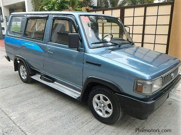 Used Toyota Tamaraw FX | 1996 Tamaraw FX for sale | Quezon ...