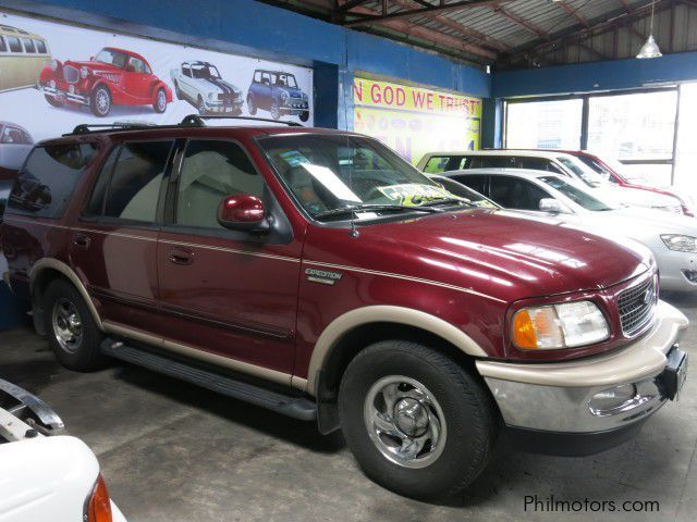 Used Ford Expedition Eddie Bauer 1997 Expedition Eddie