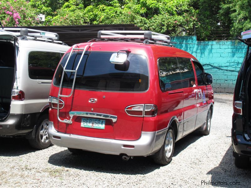 Used Hyundai Starex 1997 Starex For Sale Quezon City