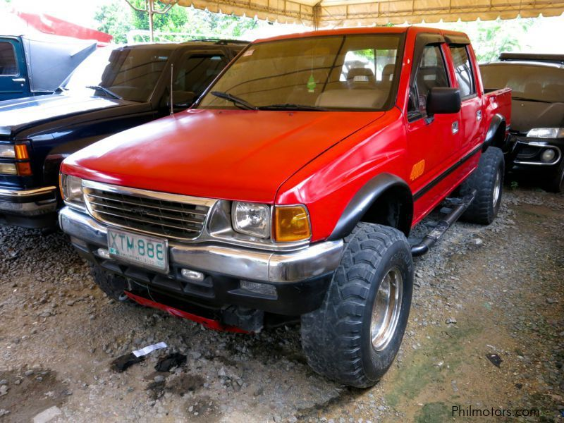 Auto Supply Business For Sale Philippines: 1997 Fuego LS For Sale
