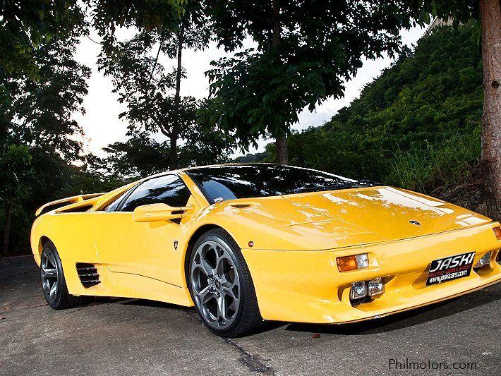 Used Lamborghini Diablo Sv 1997 Diablo Sv For Sale Cebu