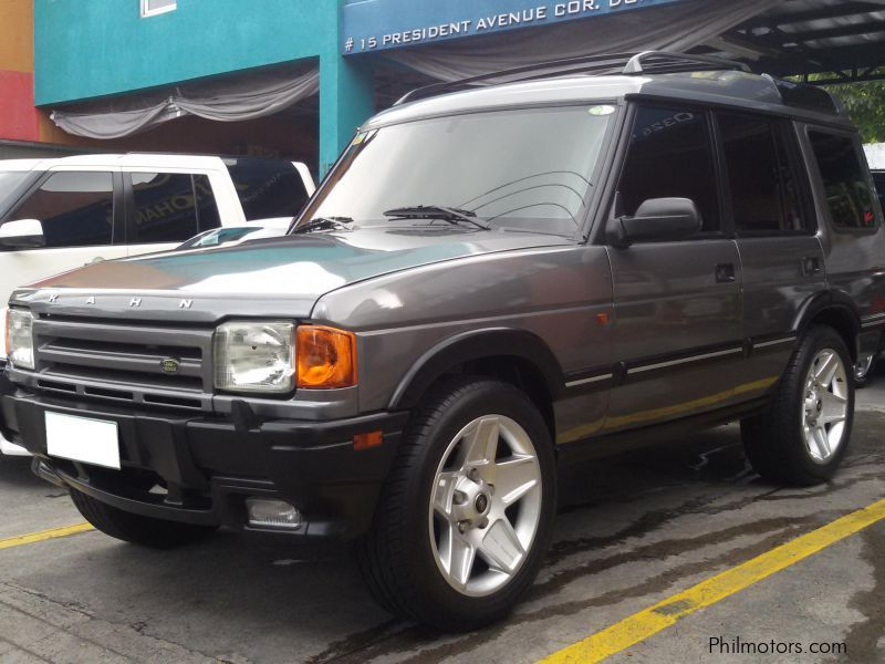 Range Rover Svr For Sale >> Used Land Rover DISCOVERY 1 | 1997 DISCOVERY 1 for sale ...