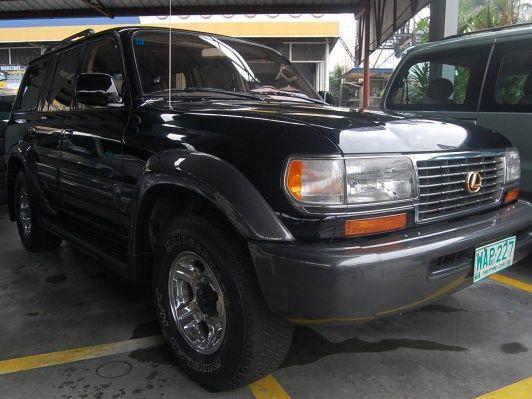 Used Lexus LX 450 | 1997 LX 450 for sale | Pasig City Lexus