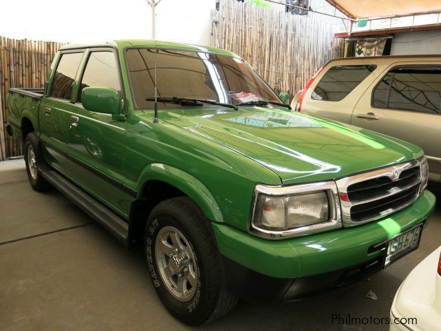 Used Mazda B2500   1997 B2500 for sale   Las Pinas City Mazda B2500
