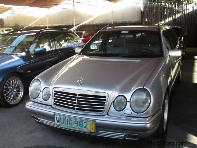Used mercedes benz e230 1997 e230 for sale las pinas for Mercedes benz philippines