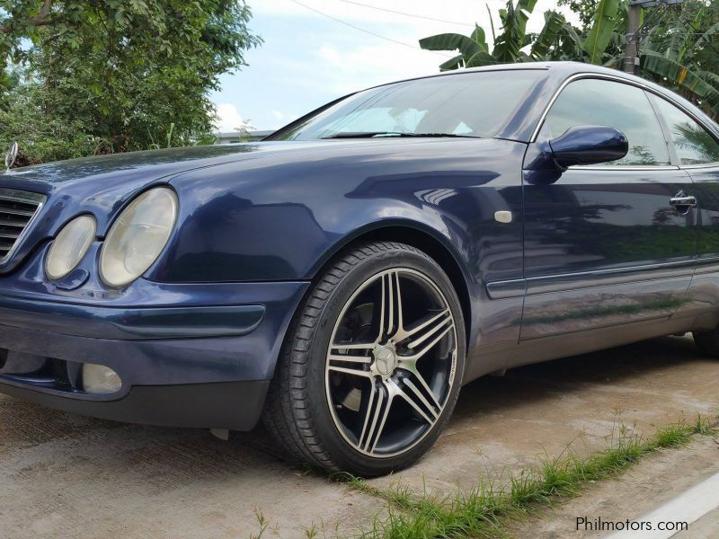 Used mercedes benz clk 320 1997 clk 320 for sale for Mercedes benz clk500 for sale