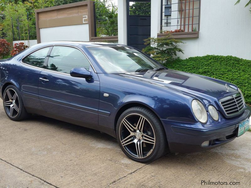 Used mercedes benz clk 320 1997 clk 320 for sale for Used cars for sale mercedes benz