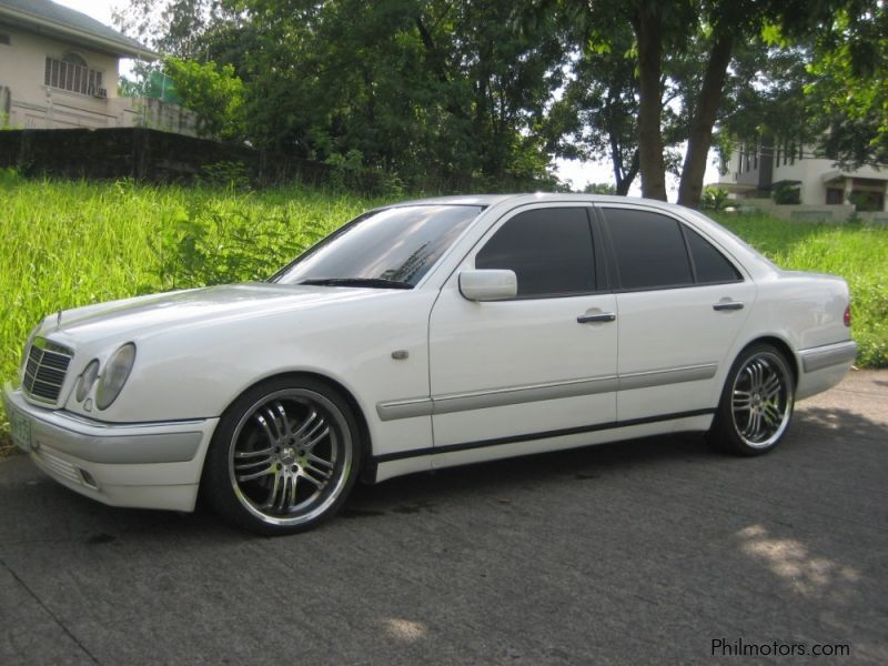 Mercedes benz e230 for sale philippines for Mercedes benz e230