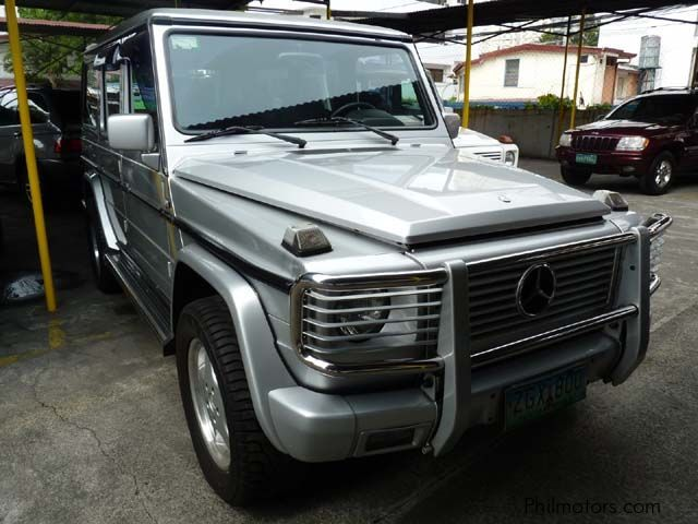 Used mercedes benz g36 amg 1997 g36 amg for sale pasig for Mercedes benz g36