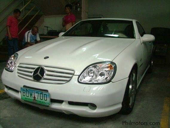Used mercedes benz kompressor c230 1997 kompressor c230 for Mercedes benz philippines price list
