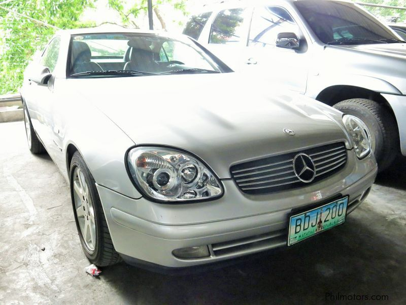 Used Mercedes Benz Slk 230 1997 Slk 230 For Sale
