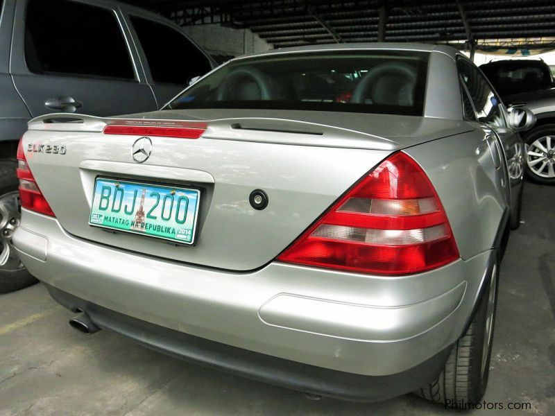 Used Mercedes-Benz SLK 230 | 1997 SLK 230 for sale ...