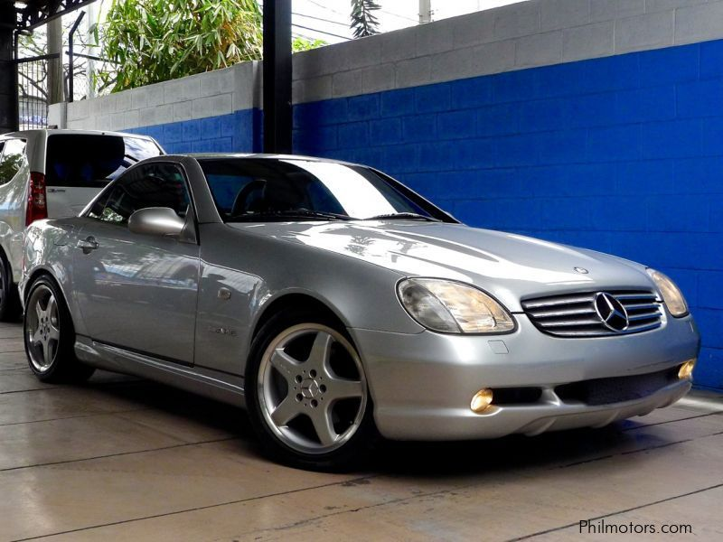 Used Mercedes Benz Slk 230 Amg 1997 Slk 230 Amg For Sale