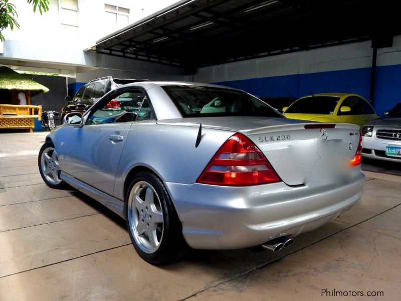 used mercedes benz slk 230 amg 1997 slk 230 amg for sale. Black Bedroom Furniture Sets. Home Design Ideas
