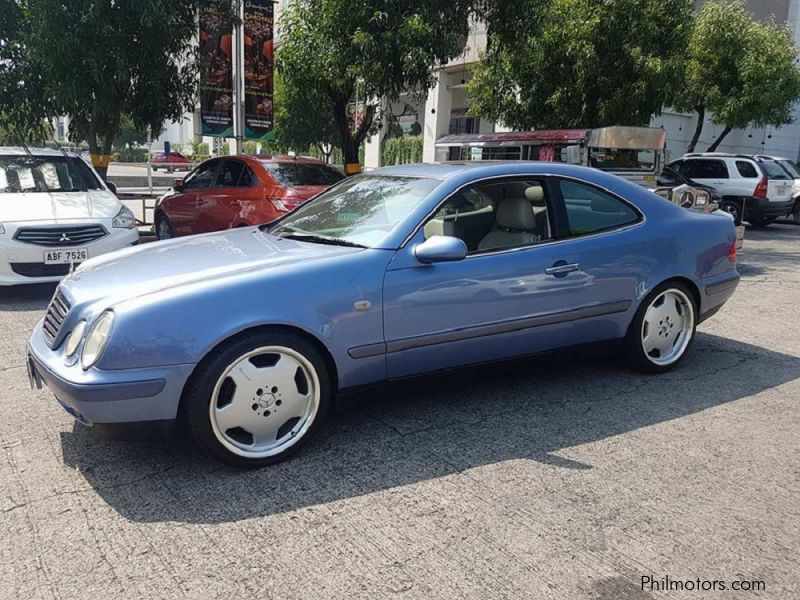 Used mercedes benz clk320 1997 clk320 for sale for Mercedes benz philippines