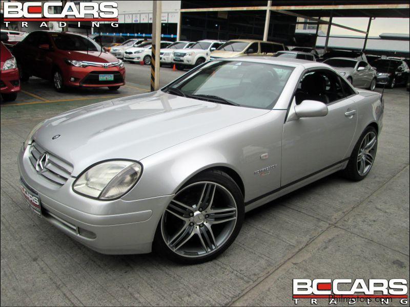 Used Mercedes Benz Slk230 1997 Slk230 For Sale Pasig