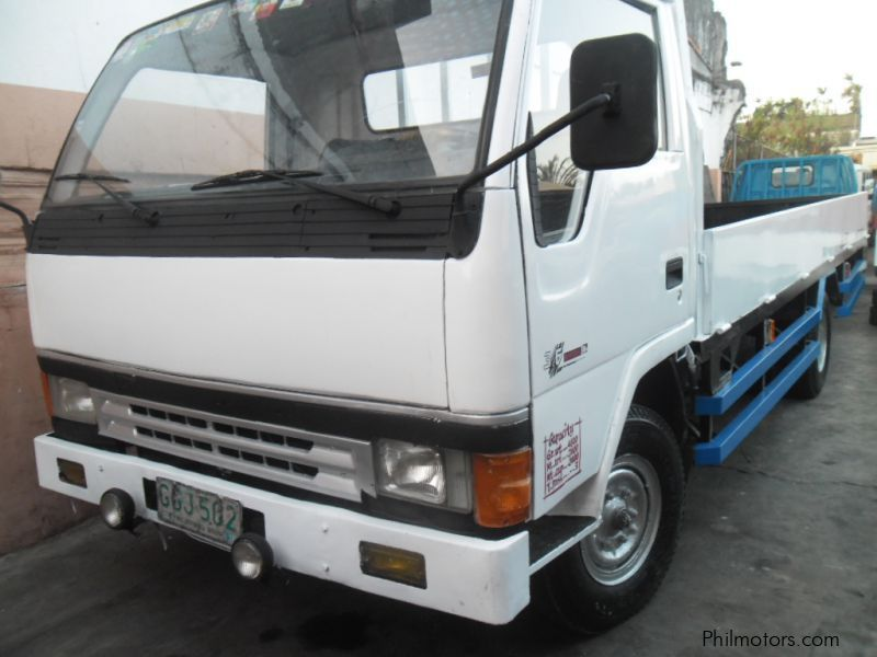 Mitsubishi DROPSIDE 15FT WIDE in Philippines