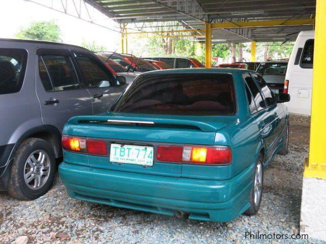 Used Nissan Sentra | 1997 Sentra for sale | Cavite Nissan ...