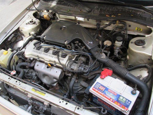 nissan sentra 1997 engine
