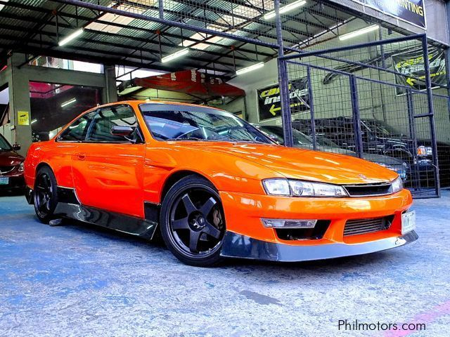 Used Nissan Silvia 1997 Silvia For Sale Quezon City