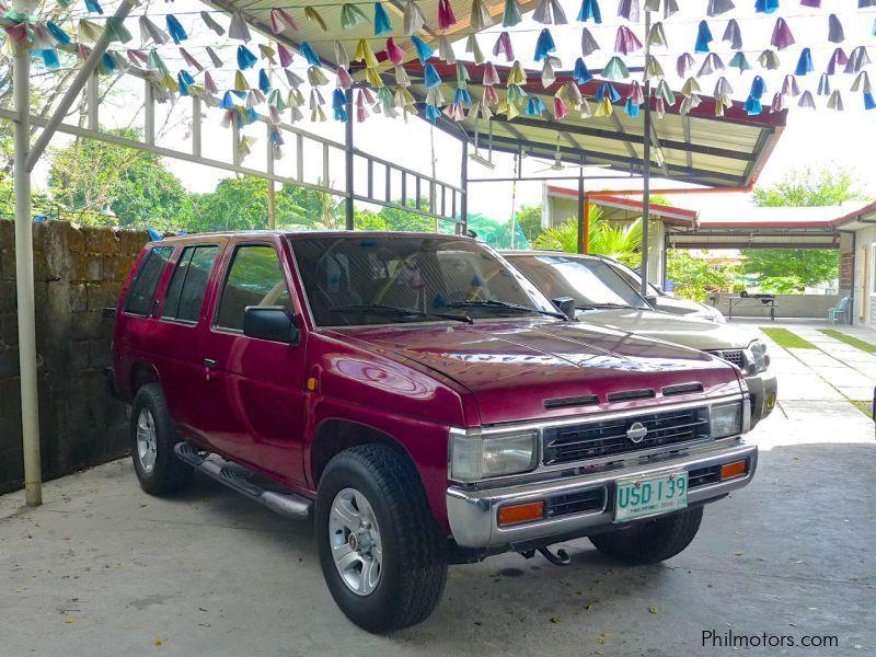 Used Nissan Terrano 1997 Terrano For Sale Pampanga