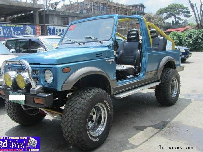 Used Suzuki Samurai 1997 Samurai For Sale Benguet