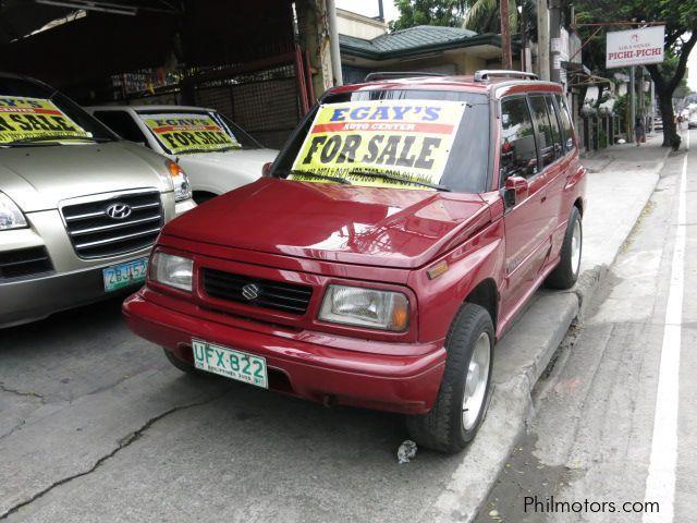 Used Suzuki Vitara  1997 Vitara for sale  Quezon City Suzuki
