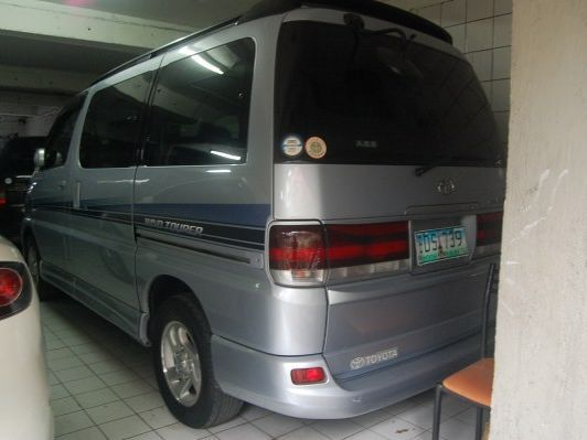 Used Toyota Hiace Regius | 1997 Hiace Regius for sale ...