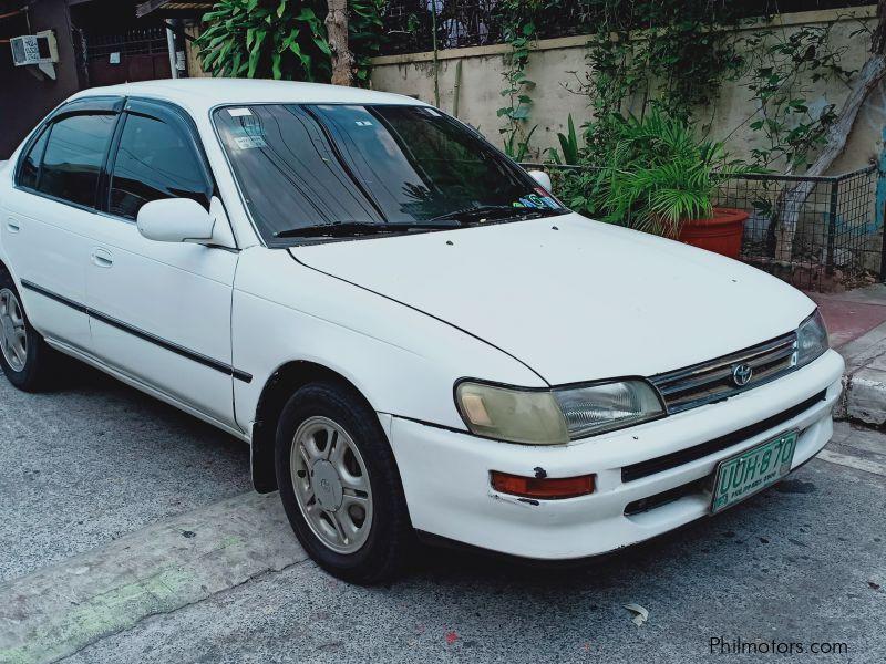 used toyota corolla gli 1997 corolla gli for sale quezon city toyota corolla gli sales toyota corolla gli price 109,000 used cars