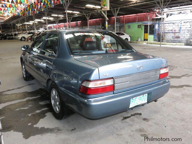 Used Toyota Corolla XE | 1997 Corolla XE for sale | Pasig ...