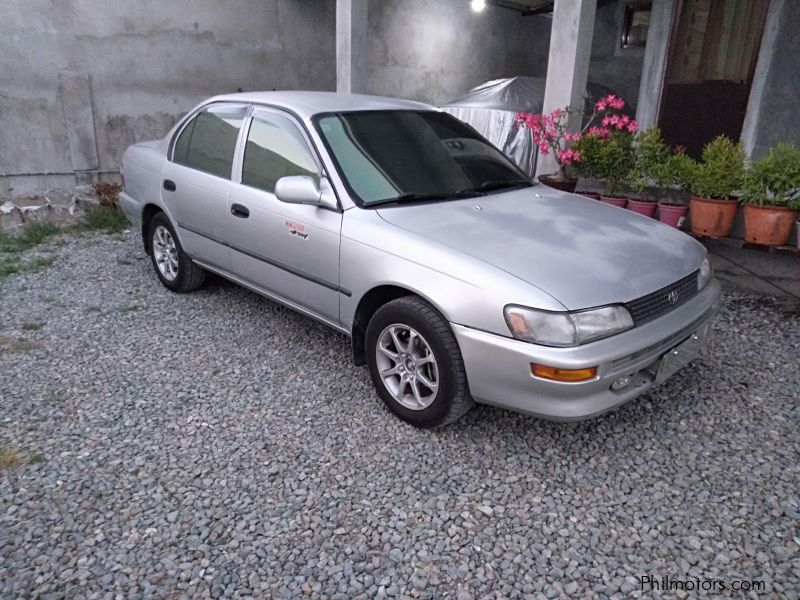 used toyota corolla 1997 corolla for sale batangas toyota corolla sales toyota corolla price 98,000 used cars