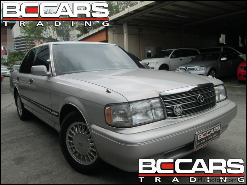 Used Toyota Crown Royal Saloon 1997 Crown Royal Saloon For Sale Pasig City Toyota Crown