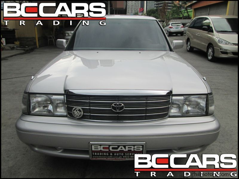 Used toyota crown royal saloon 1997 crown royal saloon for Crown motors used cars