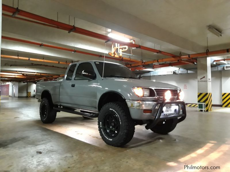 Toyota Tacoma in Philippines