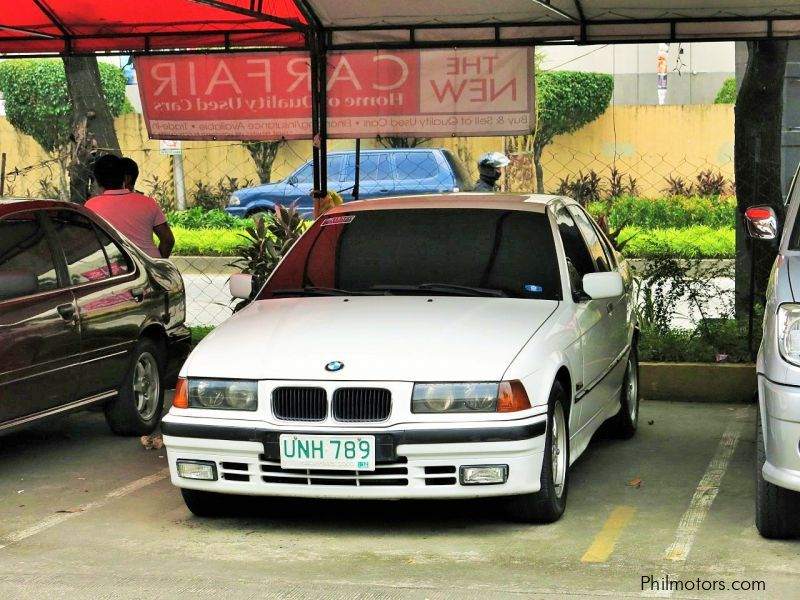 Used BMW 316i - E36 | 1998 316i - E36 for sale | Rizal BMW ...