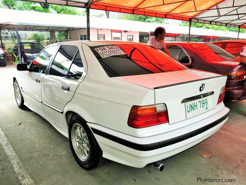 Old Cars For Sale In Philippines: 1998 316i - E36 For Sale