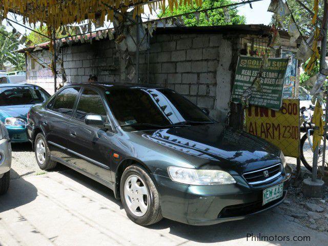 1998 Honda Accord For Sale >> Used Honda Accord 1998 Accord For Sale Cavite Honda