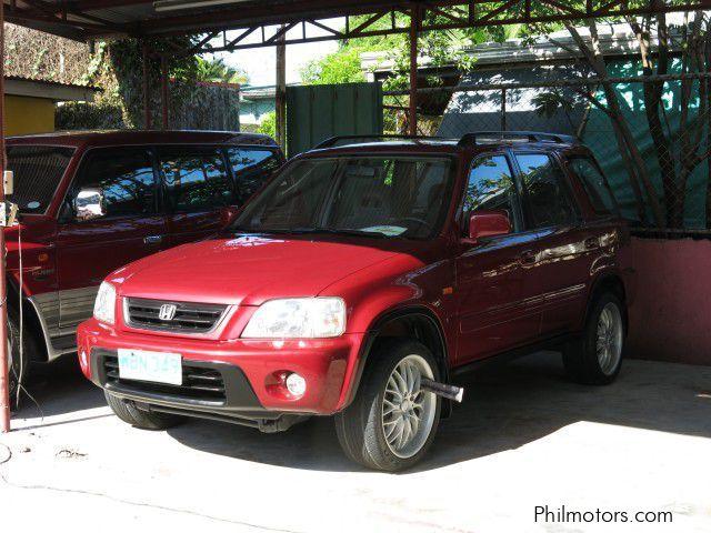 Honda Crv Gen 1 For Sale Philippines >> Used Honda CR-V   1998 CR-V for sale   Cavite Honda CR-V sales   Honda CR-V Price ₱325,000 ...
