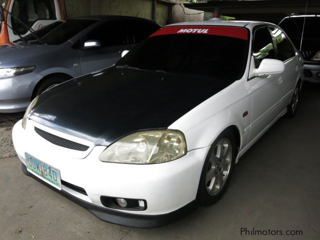 Used Honda Civic SIR | 1998 Civic SIR for sale | Batangas Honda Civic SIR sales | Honda Civic ...