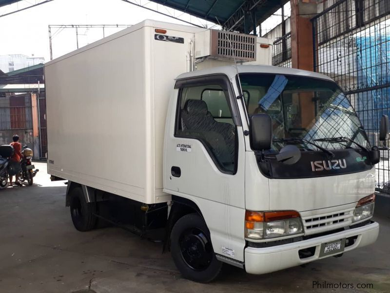 Isuzu ISUZU ELF 10FT REF VAN TRUCK - JAPAN SURPLUS in Philippines