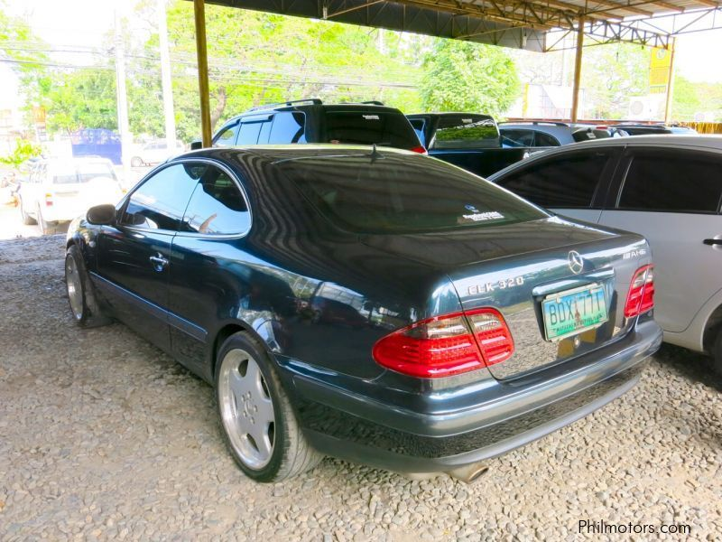 Used mercedes benz clk 320 1998 clk 320 for sale for Mercedes benz clk 320 price