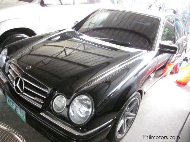 Used mercedes benz e 230 amg series 1998 e 230 amg for Mercedes benz e series amg