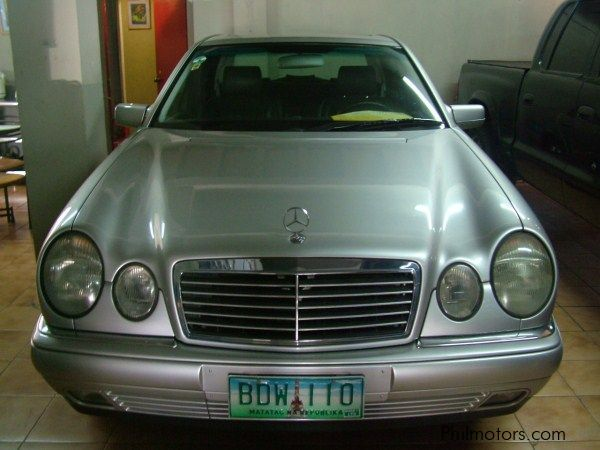 Used mercedes benz e280 1998 e280 for sale quezon city for Mercedes benz philippines