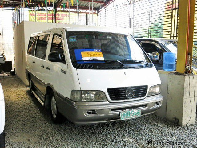 used mercedes benz mb 100 1998 mb 100 for sale quezon city mercedes benz mb 100 sales. Black Bedroom Furniture Sets. Home Design Ideas