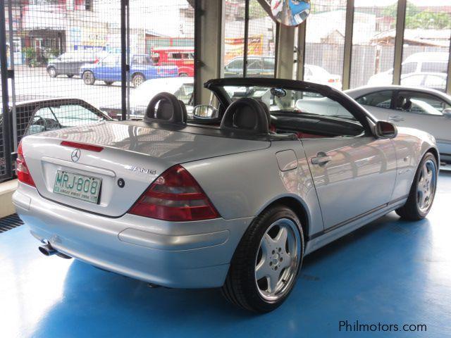 Used Mercedes Benz Slk 230 1998 Slk 230 For Sale